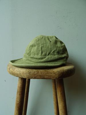 BUZZ RICKSON'S(バズリクソンズ) HERRINGBONE TWILL CAP