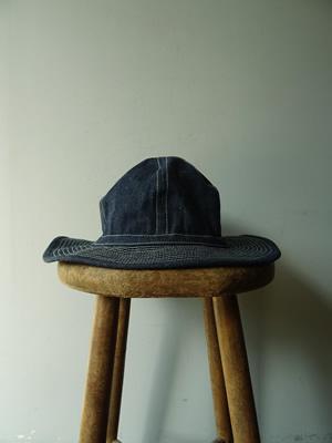 BUZZ RICKSON'S(バズリクソンズ) HAT, WORKING, DENIM