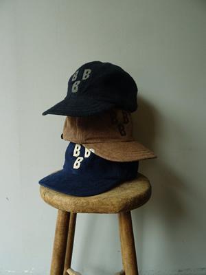 【SALE】DECHO(デコ) NEGRO BALL CAP BUCKLE-BBB-