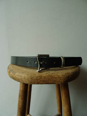 NEEDLES(ニードルズ) QUICK RELEASE BELT-NARROW GREEN-