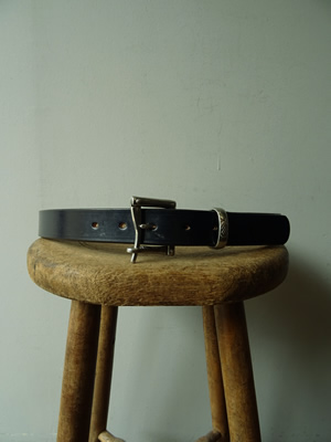NEEDLES(ニードルズ) QUICK RELEASE BELT-NARROW NAVY-