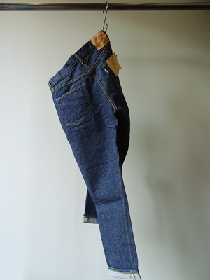 or slow(オアスロウ) IVY FIT DENIM 107