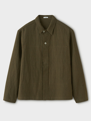 PHIGVEL(フィグベル) MIL WORK SHIRT JACKET
