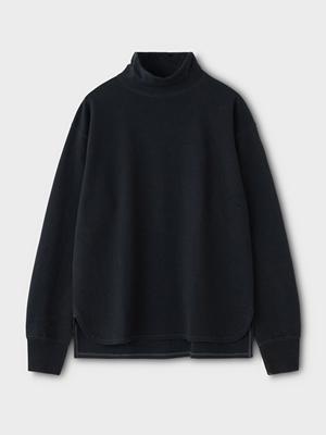 PHIGVEL(フィグベル) TURTLENECK LS TOP
